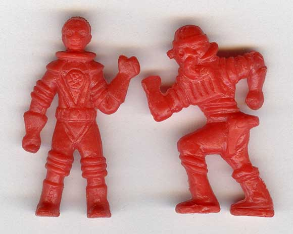 1950s cracker jack action spaceman and alien