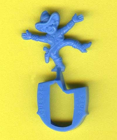 cracker jack action toy cowboy
