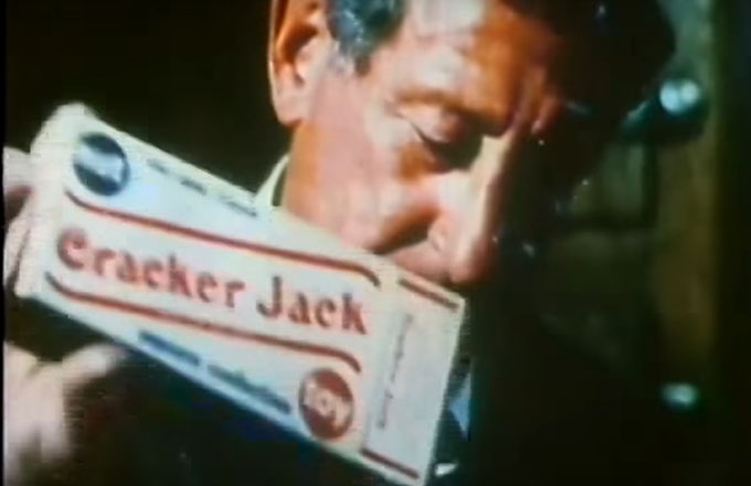 The Art of Cracker Jack Remembers Jack Gilford